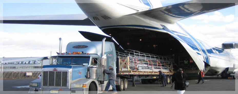 LMJ International Logistics | Worldwide Cargo Transportation